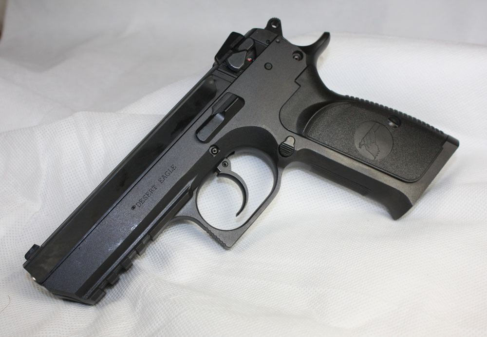 Magnum Research Baby Desert Eagle III bug out gun preppingplanet.com