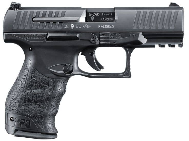 Walther PPQ M2 bug out gun preppingplanet.com