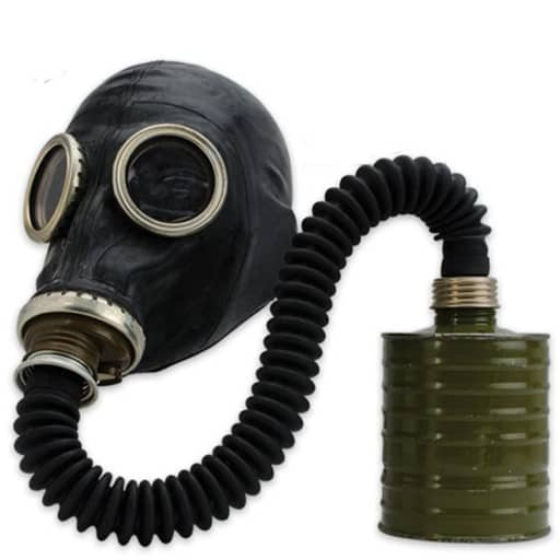 economic collapse gas mask preppingplanet.com