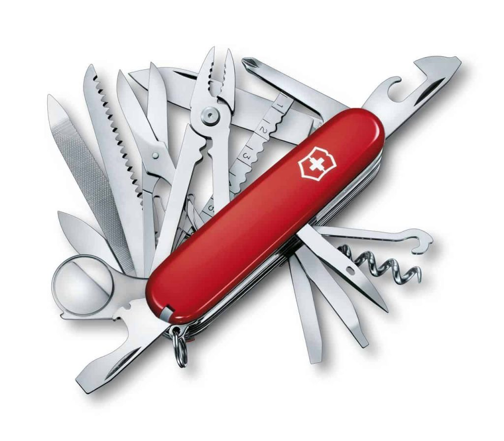 economic collapse swiss army knife preppingplanet.com