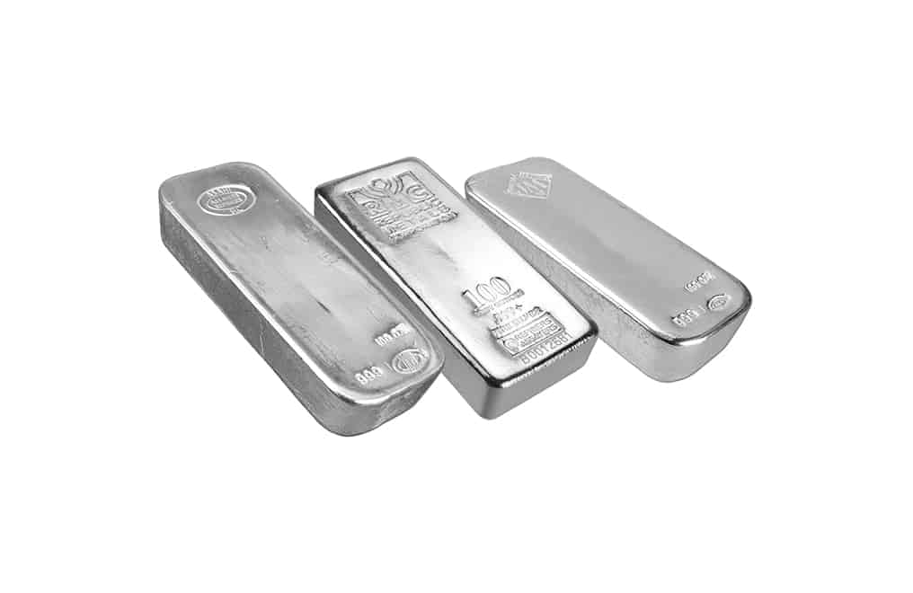 silver bars for preppers preppingplanet.com