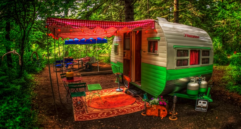 How to live off the grid legally