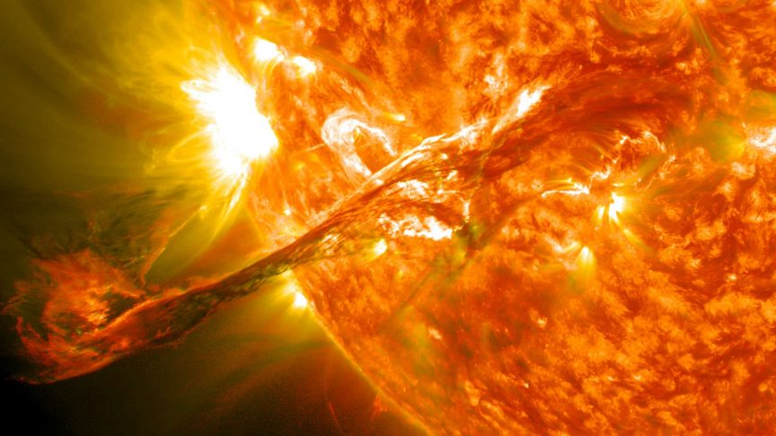 How to protect yourself from solar flares preppingplanet.com