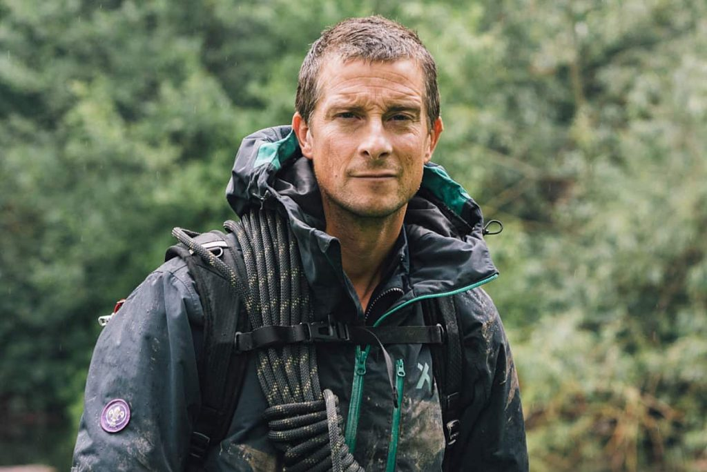 Bear Grylls survivalist preppingplanet.com