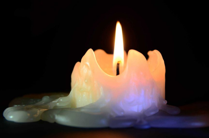 How to heat a room with a candle preppingplanet.com