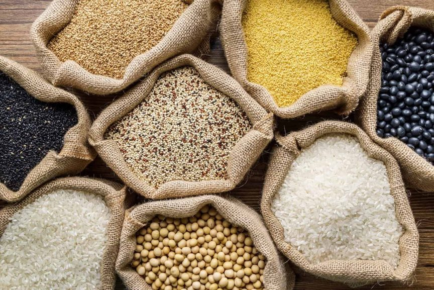 how to store grains long term at home preppingplanet.com