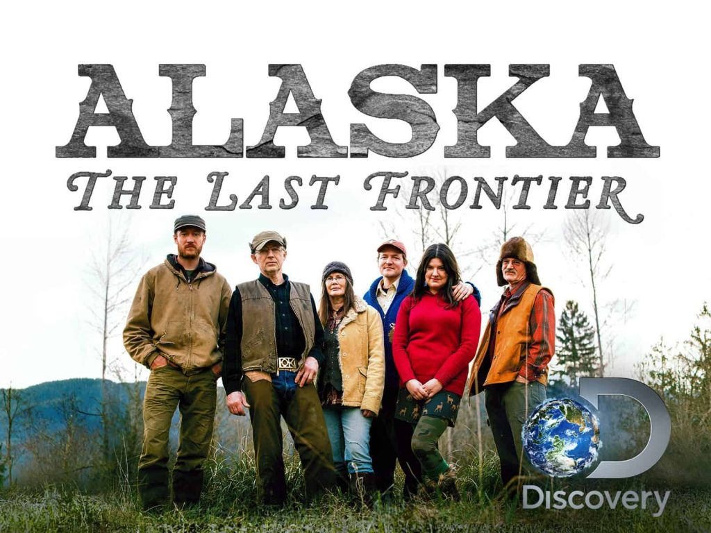 Alaska The Last Frontier off grid tv show preppingplanet.com