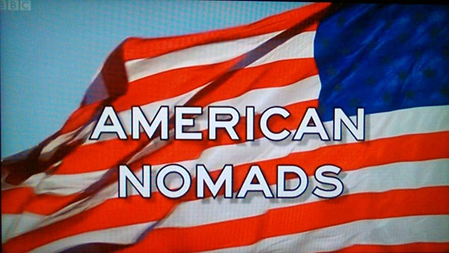 American Nomads BBC off grid tv show preppingplanet.com