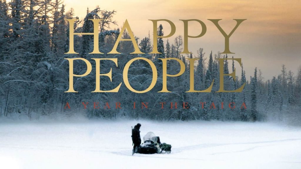 Happy People A Year in the Taiga off grid tv show preppingplanet.com