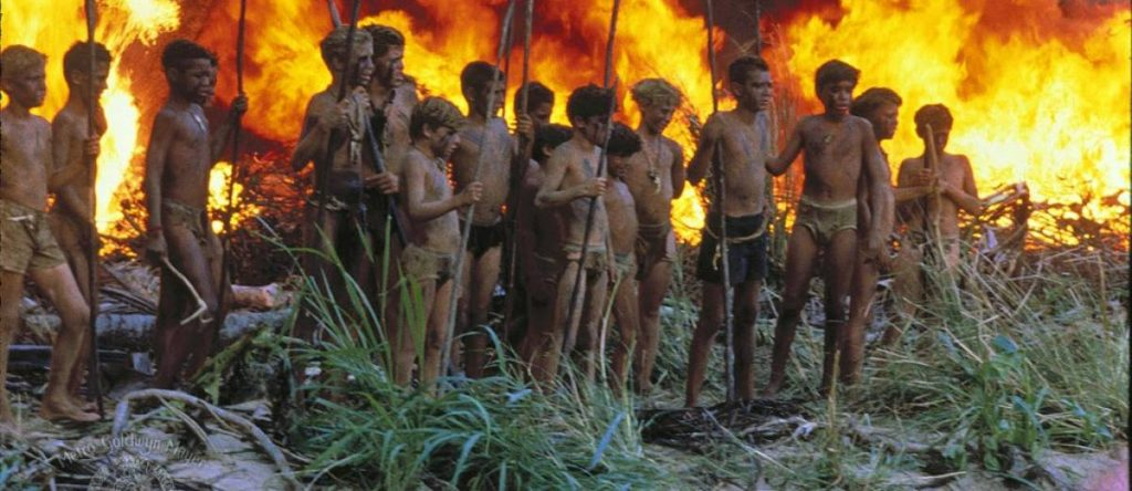 Lord of the Flies survivalist movie preppingplanet.com