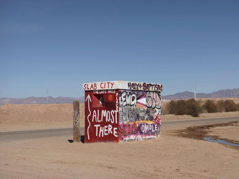 Slab City off grid tv show preppingplanet.com