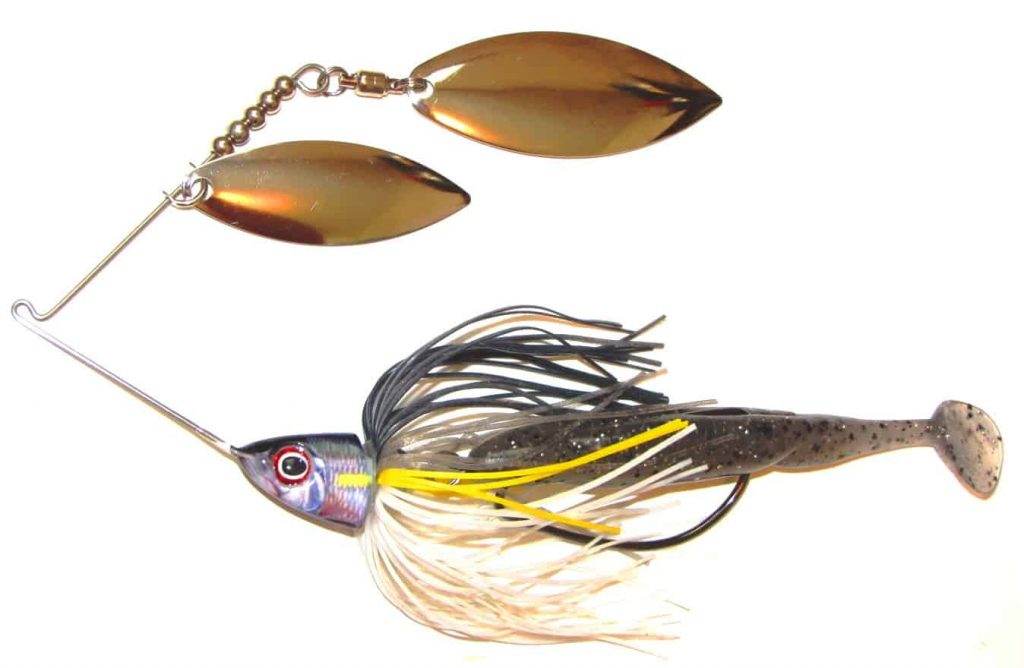 Spinnerbait for fishing in lakes preppingplanet.com