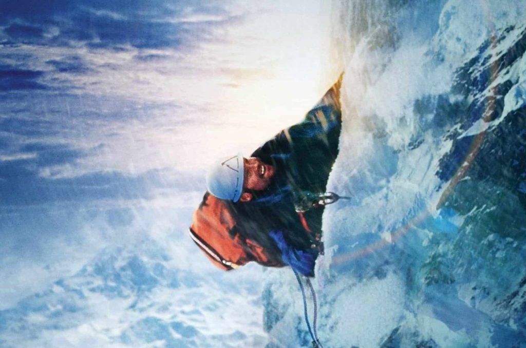 Touching the Void survivalist movie preppingplanet.com